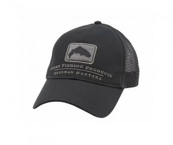 Кепка SIMMS Trout Trucker Cap цв. Black