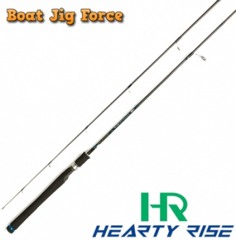 Спиннинг HEARTY RISE Boat Jig Force II 702L 2,13 м тест 7 - 23 г