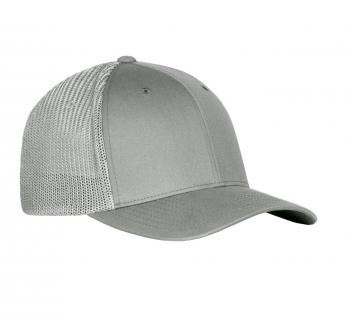 Бейсболка FHM Mark цвет серый