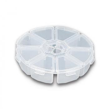 Коробка MEIHO PC-110 цв. прозрачный