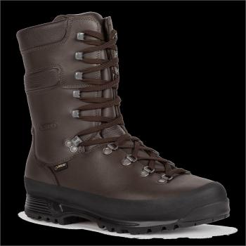 Ботинки охотничьи AKU Grizzly Wide GTX цвет Brown