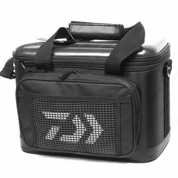 Термосумка DAIWA SEMI-HARD COOL BAG 20(B) BK в интернет магазине Rybaki.ru