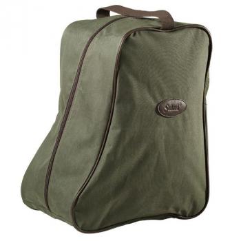 Сумка SEELAND Boot bag, design line цв. Green / Brown в интернет магазине Rybaki.ru