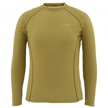 Футболка SIMMS Waderwick Core Crew Neck цвет Army Green в интернет магазине Rybaki.ru