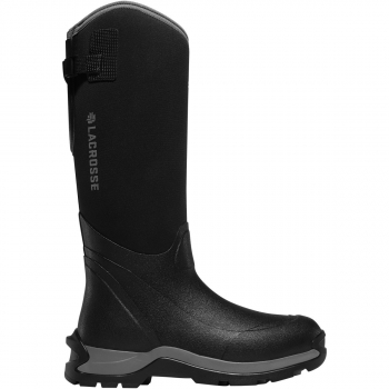 "Сапоги LACROSSE Alpha Thermal 16"" 7MM цвет Black"