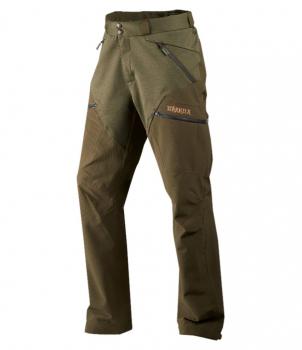 Брюки HARKILA Agnar Hybrid Trousers цвет Willow green
