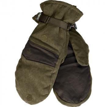 Варежки SEELAND Taiga gloves цвет Grizzly Brown