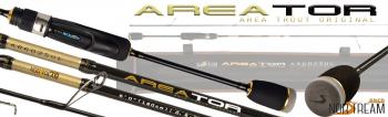 Удилище спиннинговое NORSTREAM Areator 582XUL тест 0,5 - 2,5 г в интернет магазине Rybaki.ru