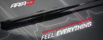 Удилище спиннинговое AIRRUS Aria Bottom Vibration 622ULFS тест 1 - 3,5 г