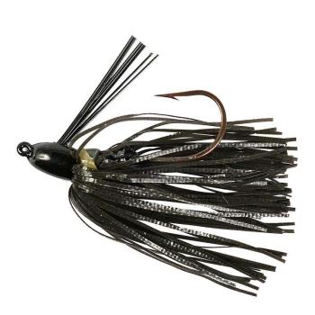 Бактейл STRIKE KING Bitsy Bug mini jig 1,75 г (1/16 oz) цв. black в интернет магазине Rybaki.ru