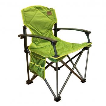 Кресло складное CAMPING WORLD Dreamer Chair цв. Зеленый в интернет магазине Rybaki.ru
