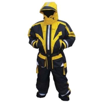Костюм зимний SEAFOX Crossflow2 цвет Желтый/ черный
