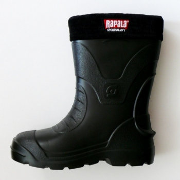 Сапоги RAPALA Sportsman's Winter Boots Medium цвет черный