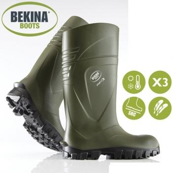 Сапоги BEKINA Steplite X цвет зеленый