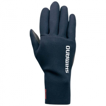 Перчатки SHIMANO Gl-065M Chloroprene цвет черный