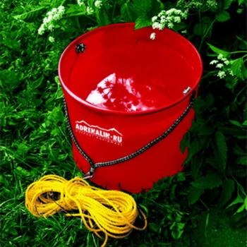 Ведро TSURIBITO Waterbag R 6,5 л походное складное