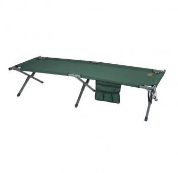 Кровать раскладная CAMPING WORLD Forest Bed Big цв. Зеленый