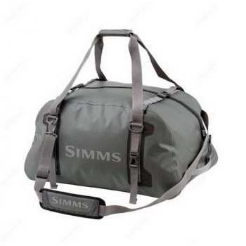 Сумка SIMMS Dry Creek Z Duffel 85 л цв. Dark Gunmetal в интернет магазине Rybaki.ru