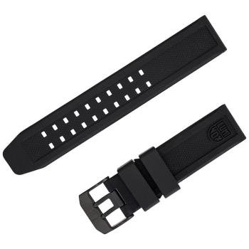 Ремешок LUMINOX полиуретановый для часов 3050 цв. черный