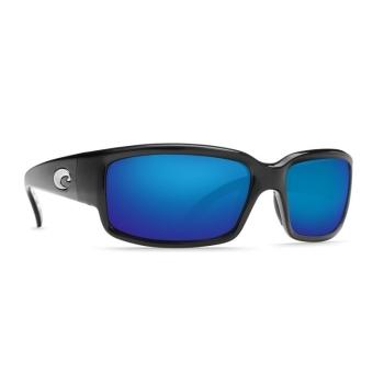 Очки поляризационные COSTA DEL MAR Caballito W580 р. M цв. Black цв. ст. Blue Mirror Glass