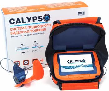 Видеокамера CALYPSO UVS-03 Plus подводная в интернет магазине Rybaki.ru