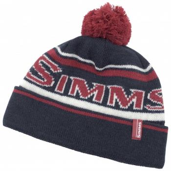 Шапка SIMMS Wildcard Knit Hat цв. Dark Moon