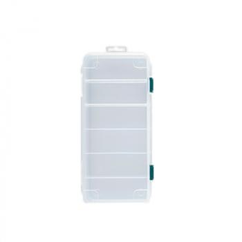 Коробка MEIHO Lure Case р. 3L цв. прозрачный в интернет магазине Rybaki.ru