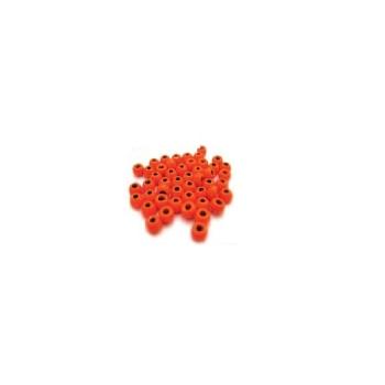 Головка вольфрамовая ONLY SPIN Trout Tungsten Ball 4,6 мм цв. Оранжевый (5 шт.)