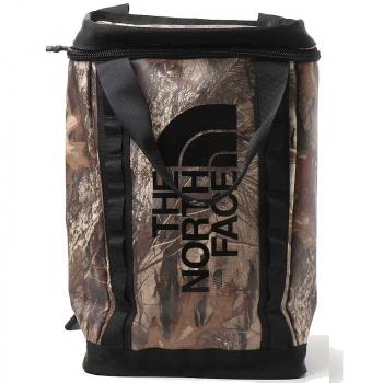 Сумка-Рюкзак THE NORTH FACE Explore Fusebox Backpack S 14 л цв. Kelp Tan Forest Floor Print / Black
