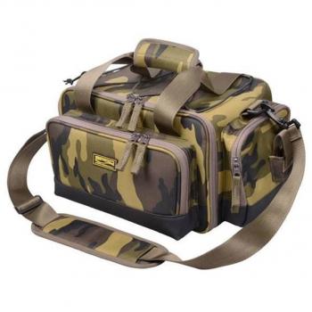 Сумка SPRO TACKLE BAG 3 CAMOUFLAGE в интернет магазине Rybaki.ru