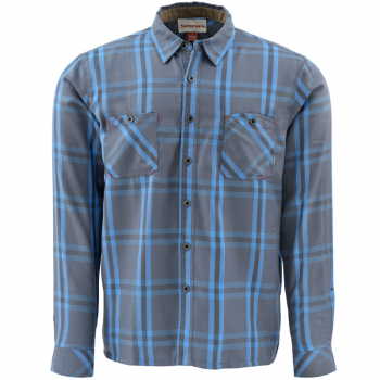 Рубашка SIMMS Black's Ford Flannel Shirt цвет Nightfall Plaid