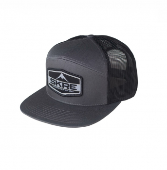 Бейсболка SKRE Ebony Hat цв. Серый / черный