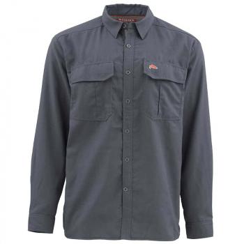 Рубашка SIMMS Coldweather LS Shirt цвет Oxford Blue