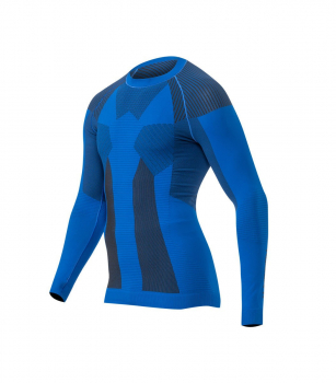 Футболка V-MOTION F10 мужская цвет синий в интернет магазине Rybaki.ru