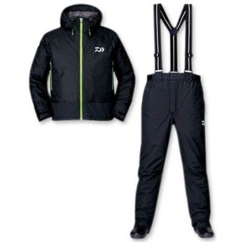 Костюм DAIWA Rainmax Hi-Loft Winter Suit цвет Black