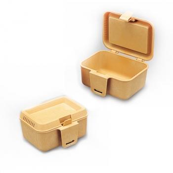 Коробка MEIHO №201 Bait Box цв. песочный в интернет магазине Rybaki.ru