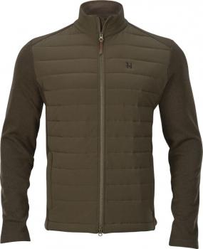 Куртка HARKILA Retrieve Insulated Cardigan цвет Dark Warm Olive
