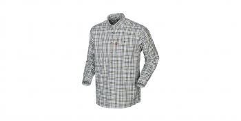 Рубашка HARKILA Milford Shirt цвет Heritage Blue Check
