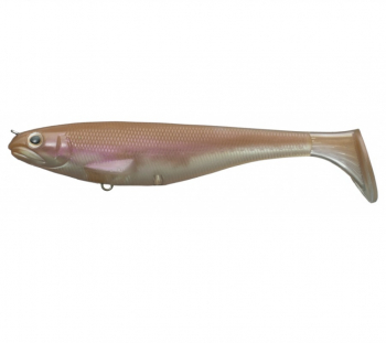 Виброхвост оснащенный FISH ARROW Vivid Cruise 150 мм цв. #01 (WAKASAGI) в интернет магазине Rybaki.ru
