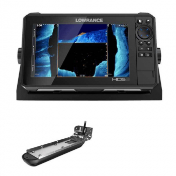 Экран сенсорный LOWRANCE HDS-9 LIVE with Active Imaging 3-in-1 Transducer