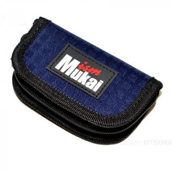 Кошелек MUKAI Wallet р. S цв. Navy