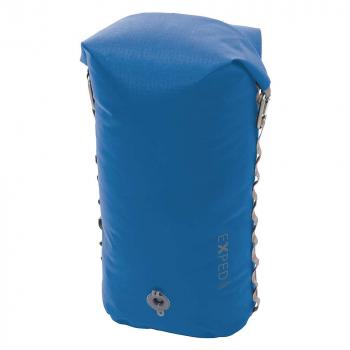Гермомешок EXPED Fold-Drybag Endura 25 л цв. синий в интернет магазине Rybaki.ru