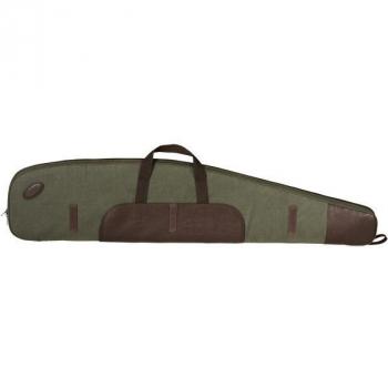 Чехол SEELAND Rifle slip w/foam, design line цв. Green / Brown 125 см