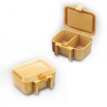Коробка MEIHO №202 Bait Box цв. песочный в интернет магазине Rybaki.ru