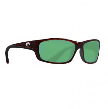 Очки поляризационные COSTA DEL MAR Jose 580P р. M цв. Tortoise цв. ст. Green Mirror