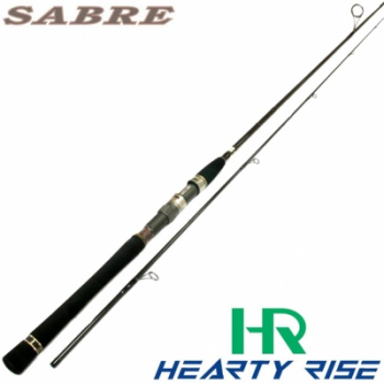 Спиннинг HEARTY RISE Sabre 822L 2,49 м тест 4 - 23 г