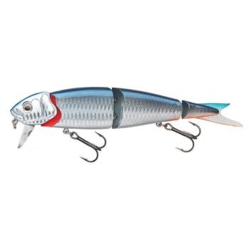 Воблер SAVAGE GEAR 4Play Herring Lowrider F 13 см цв. 03-Blue Silver