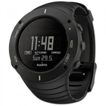 Часы SUUNTO Core Ultimate Black в интернет магазине Rybaki.ru