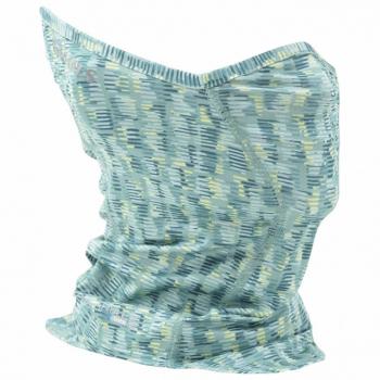 Бандана SIMMS Women's Sungaiter цв. Coastal Print Aqua
