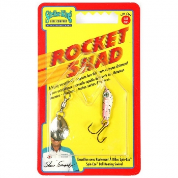 Спиннербейт STRIKE KING Rocket Shad 3,5 г цв. rainbow trout в интернет магазине Rybaki.ru